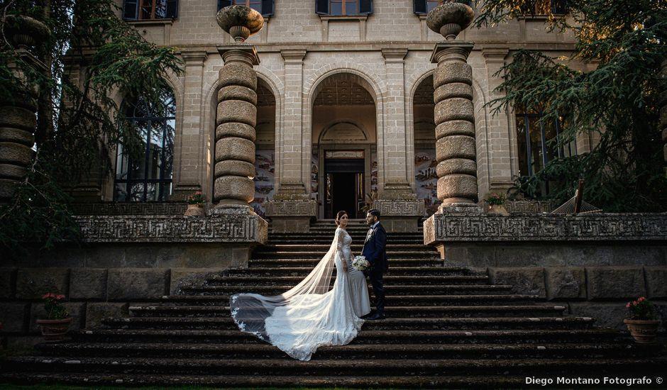 Il matrimonio di Francesco e Jessica a Fabrica di Roma, Viterbo
