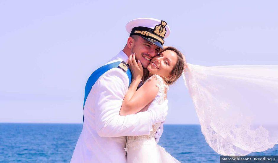 Il matrimonio di Valentina e Edoardo a Paternò, Catania
