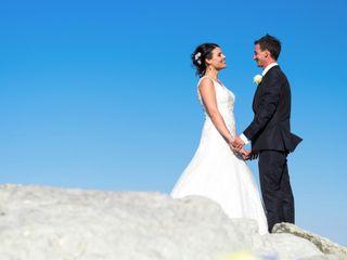 Le nozze di Nadia e Walter