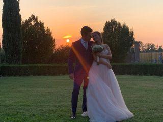 Le nozze di Vera e Nicholas