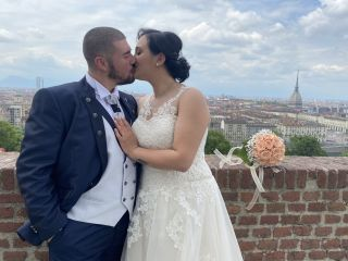 Le nozze di Chiara  e Antonino