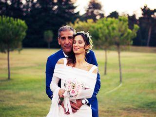 Le nozze di Giovanna e Alberto