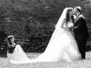 Le nozze di Maurizio e Alessia