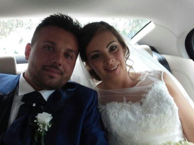le nozze di Marina e Giovanni