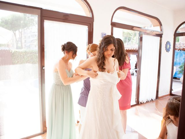 Il matrimonio di Gabriele e Annalisa a Santa Marinella, Roma 10