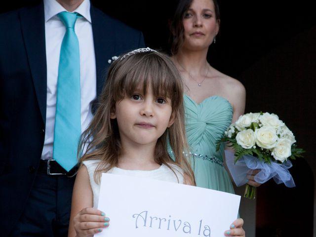 Il matrimonio di Gabriele e Annalisa a Santa Marinella, Roma 16