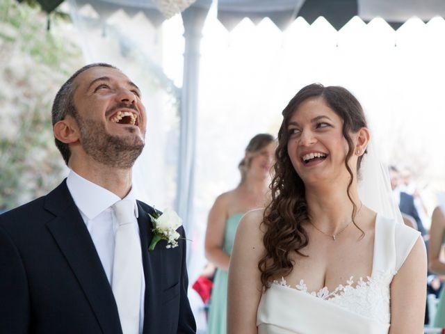Il matrimonio di Gabriele e Annalisa a Santa Marinella, Roma 17