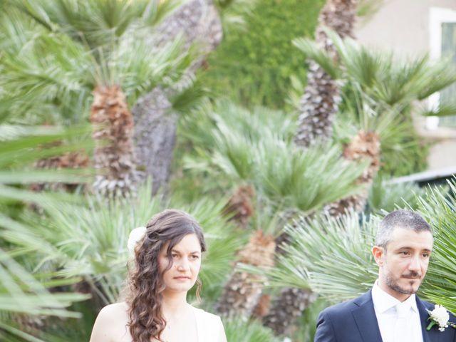 Il matrimonio di Gabriele e Annalisa a Santa Marinella, Roma 21