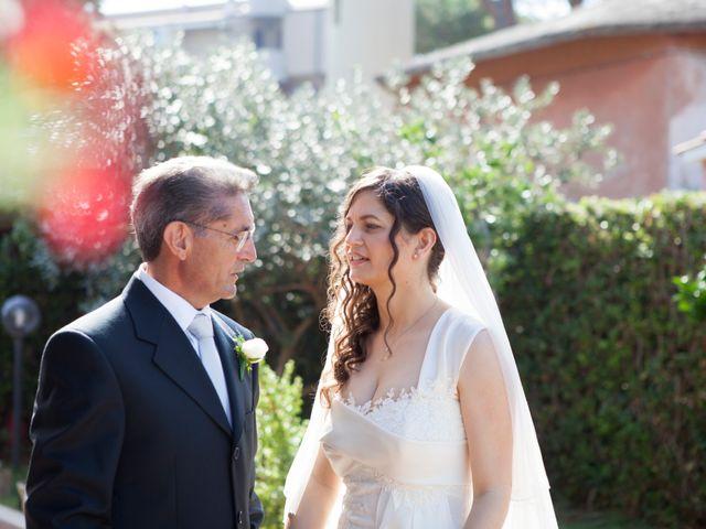 Il matrimonio di Gabriele e Annalisa a Santa Marinella, Roma 45