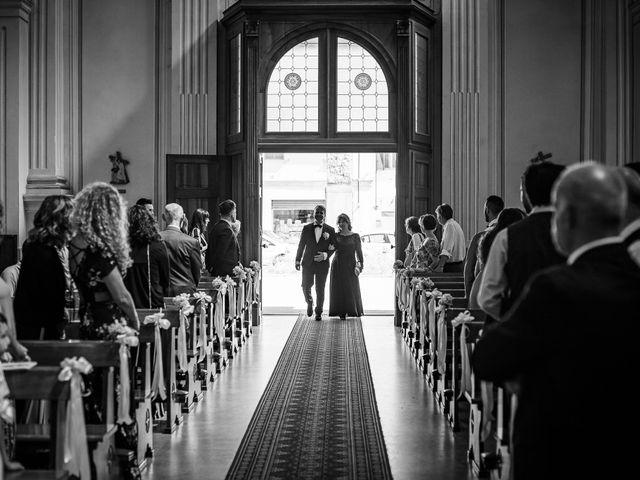 Il matrimonio di Riccardo e Sara a Pavia, Pavia 14