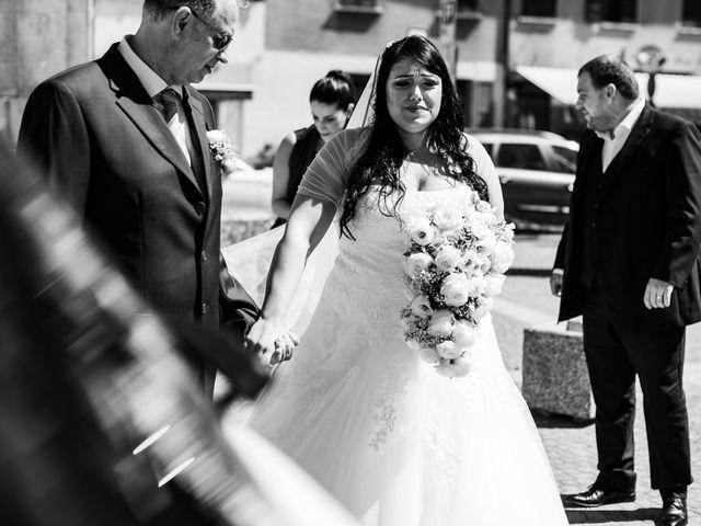 Il matrimonio di Riccardo e Sara a Pavia, Pavia 15