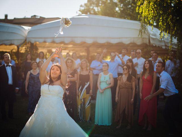 Il matrimonio di Riccardo e Sara a Pavia, Pavia 1