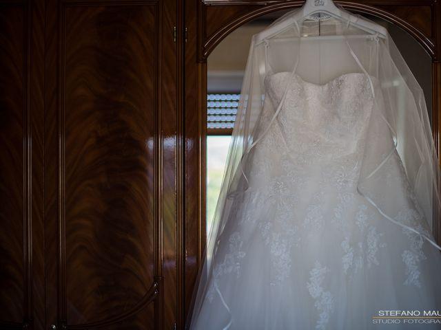Il matrimonio di Riccardo e Sara a Pavia, Pavia 10
