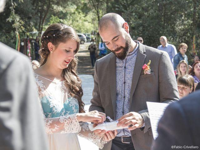 Il matrimonio di Jasmine e Giacomo a Porto Viro, Rovigo 1