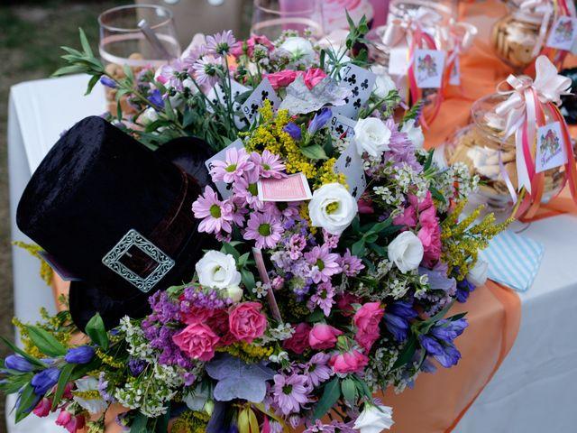 Il matrimonio di Jasmine e Giacomo a Porto Viro, Rovigo 5