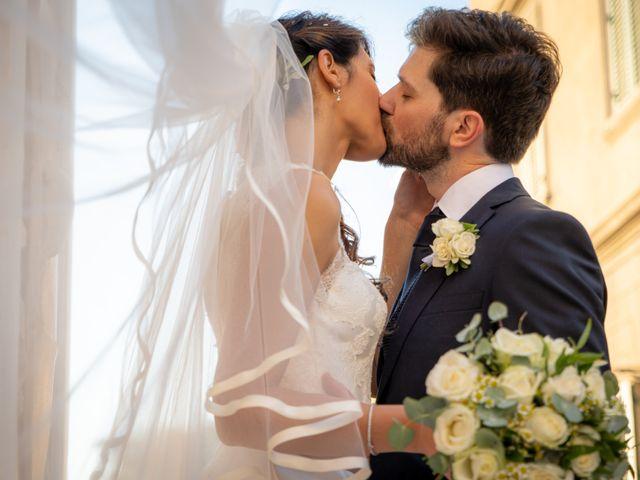 Le nozze di Matilde e Lorenzo