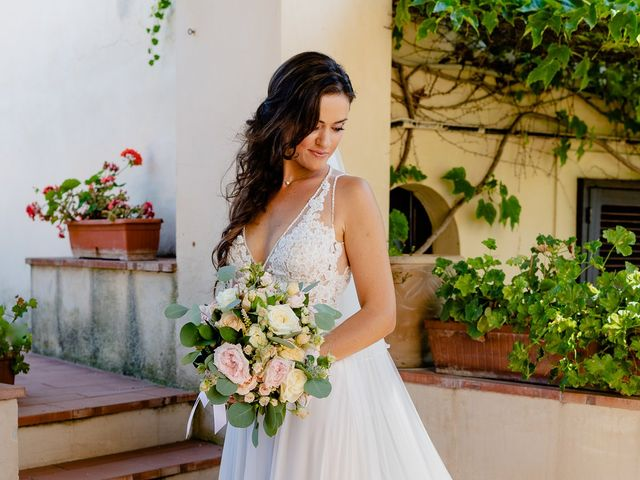 Il matrimonio di Marco e Greta a Capaccio Paestum, Salerno 11