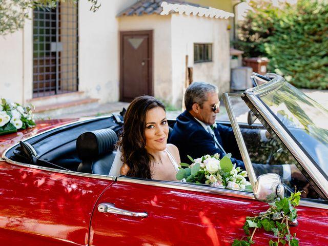 Il matrimonio di Marco e Greta a Capaccio Paestum, Salerno 18