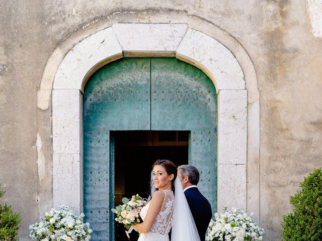 Il matrimonio di Marco e Greta a Capaccio Paestum, Salerno 19