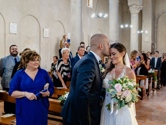 Il matrimonio di Marco e Greta a Capaccio Paestum, Salerno 20
