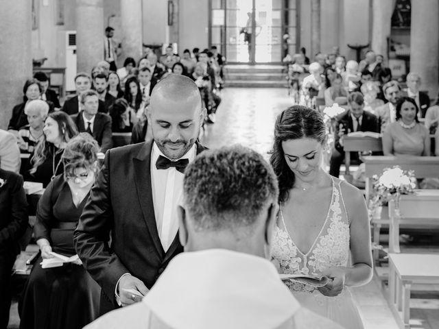 Il matrimonio di Marco e Greta a Capaccio Paestum, Salerno 21