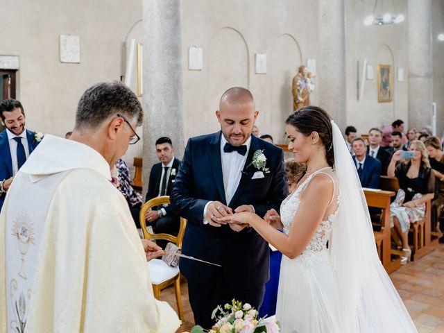 Il matrimonio di Marco e Greta a Capaccio Paestum, Salerno 22