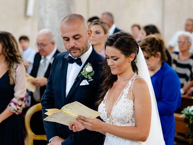 Il matrimonio di Marco e Greta a Capaccio Paestum, Salerno 24