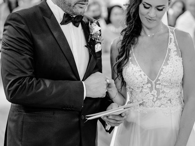Il matrimonio di Marco e Greta a Capaccio Paestum, Salerno 25