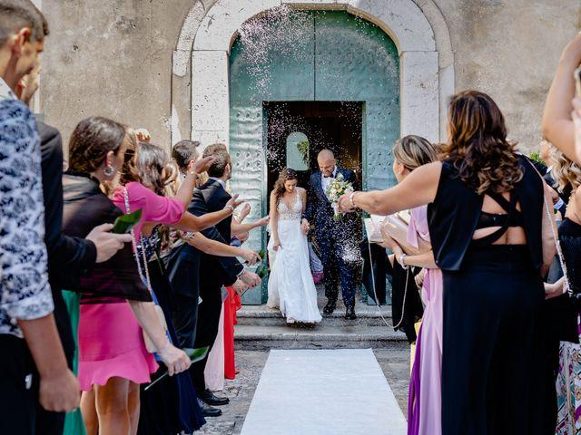 Il matrimonio di Marco e Greta a Capaccio Paestum, Salerno 27