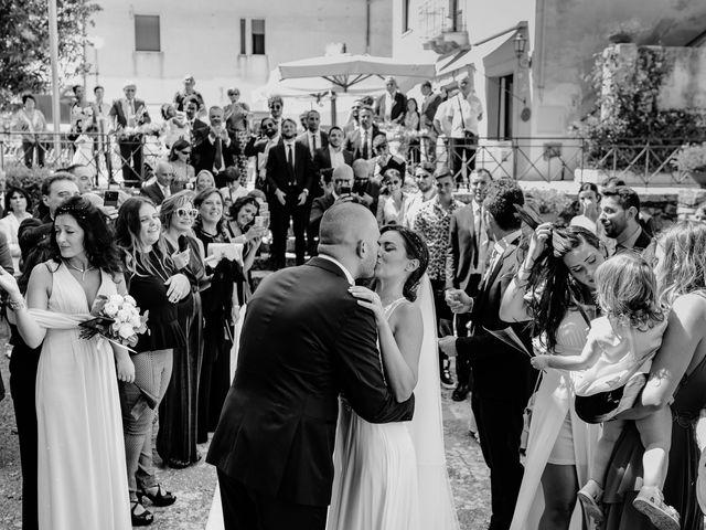 Il matrimonio di Marco e Greta a Capaccio Paestum, Salerno 28