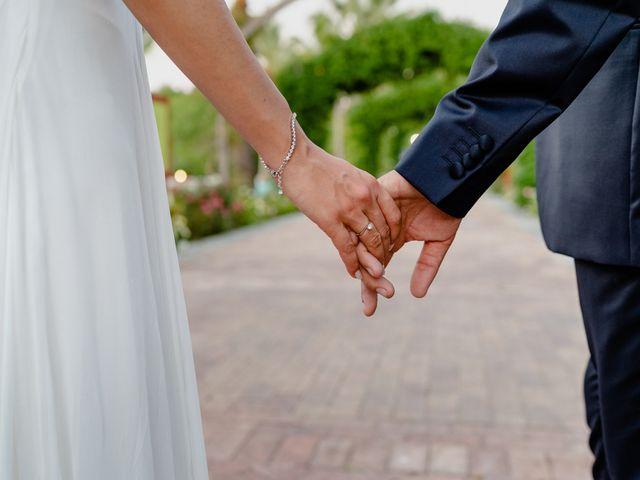 Il matrimonio di Marco e Greta a Capaccio Paestum, Salerno 32