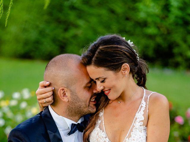 Il matrimonio di Marco e Greta a Capaccio Paestum, Salerno 33