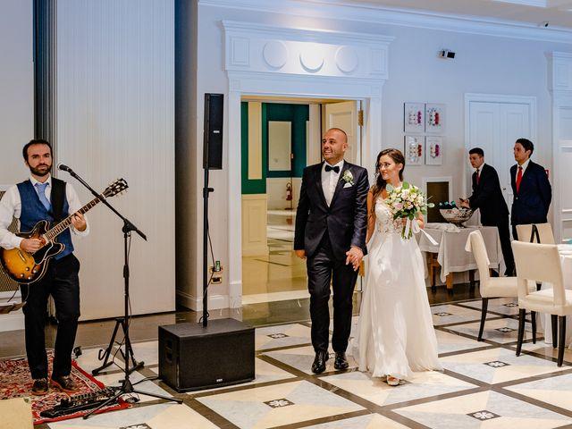 Il matrimonio di Marco e Greta a Capaccio Paestum, Salerno 41