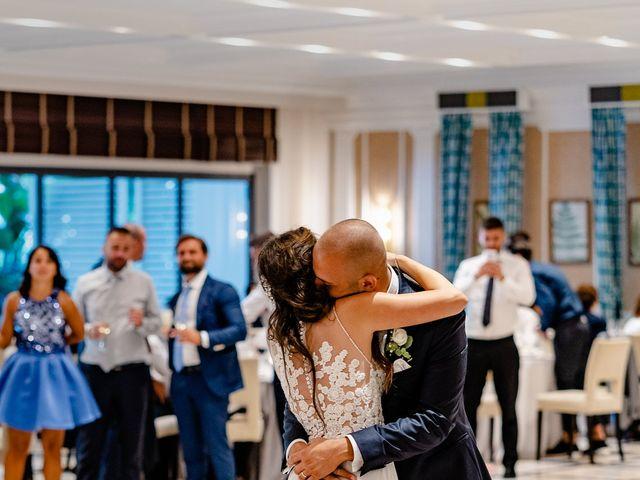Il matrimonio di Marco e Greta a Capaccio Paestum, Salerno 44