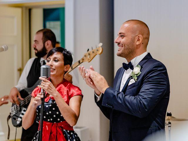 Il matrimonio di Marco e Greta a Capaccio Paestum, Salerno 46