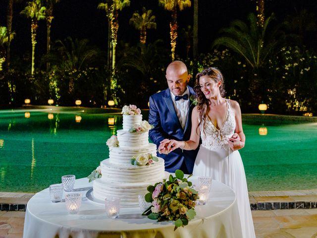 Il matrimonio di Marco e Greta a Capaccio Paestum, Salerno 49