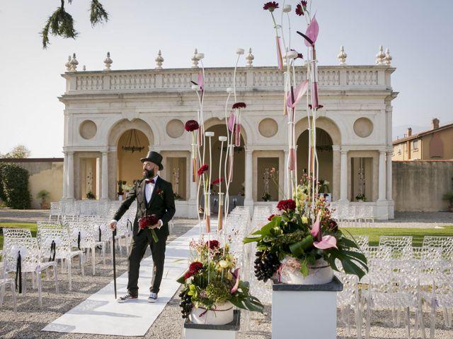 Il matrimonio di Stefano e Elisa a Rezzato, Brescia 5