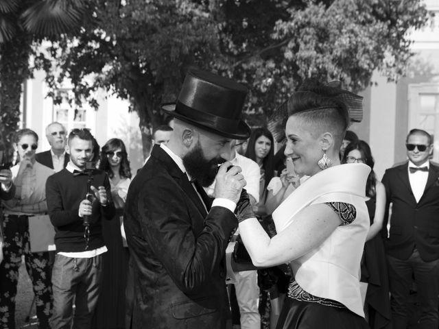 Il matrimonio di Stefano e Elisa a Rezzato, Brescia 13