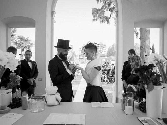 Il matrimonio di Stefano e Elisa a Rezzato, Brescia 15