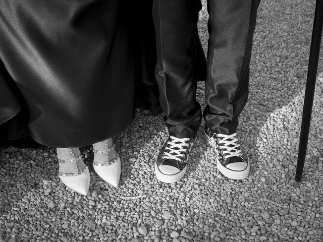 Il matrimonio di Stefano e Elisa a Rezzato, Brescia 20