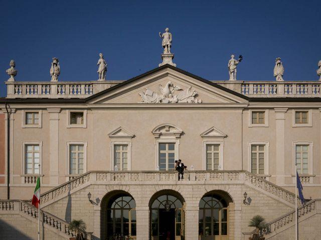 Il matrimonio di Stefano e Elisa a Rezzato, Brescia 23