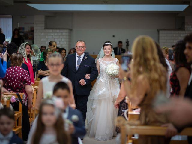 Il matrimonio di Febe e Gionatan a Bari, Bari 18