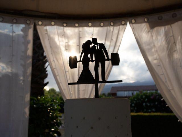 Il matrimonio di Roberto e Claudia a Fiumedinisi, Messina 1