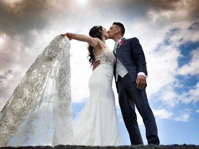 Il matrimonio di Roberto e Claudia a Fiumedinisi, Messina 8