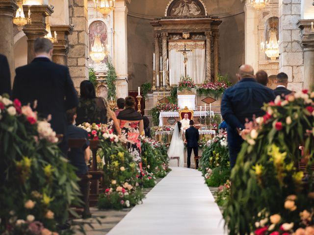 Il matrimonio di Roberto e Claudia a Fiumedinisi, Messina 13