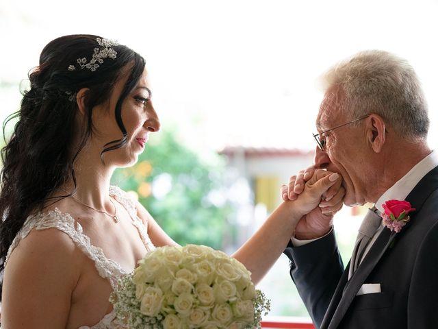 Il matrimonio di Roberto e Claudia a Fiumedinisi, Messina 15