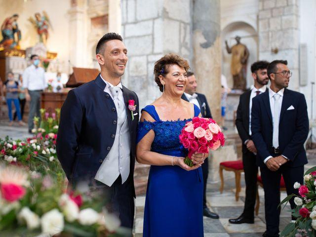 Il matrimonio di Roberto e Claudia a Fiumedinisi, Messina 19