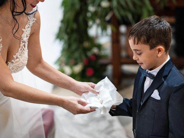 Il matrimonio di Roberto e Claudia a Fiumedinisi, Messina 22