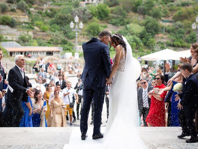 Il matrimonio di Roberto e Claudia a Fiumedinisi, Messina 23