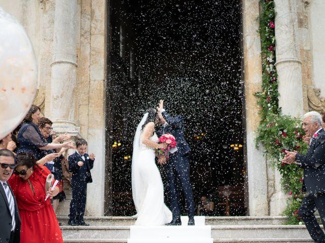 Il matrimonio di Roberto e Claudia a Fiumedinisi, Messina 24
